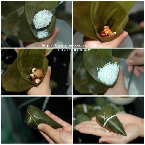 如何做大肉粽的做法(端午节美食)