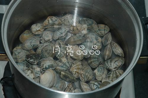 蛤蜊吃的步骤图解
