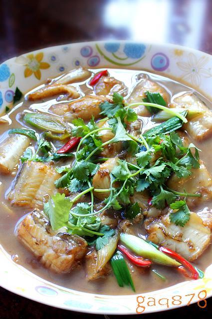 丝丁鱼酱油水的做法(海鲜家常菜)