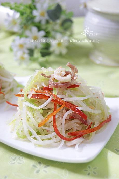 家常菜 海鲜 > 如何做,怎么做,千丝万缕的做法,详细步骤图解