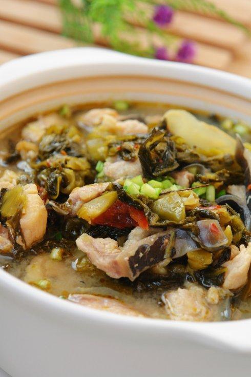 家常菜 中菜 > 如何做,怎么做,重庆酸菜鱼的做法,详细步骤图解  食材