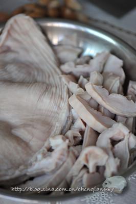 猪肚头是哪个部位图解