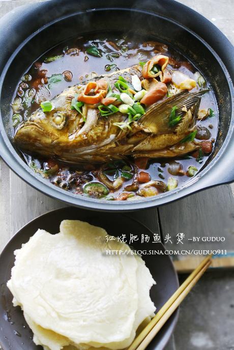 红烧做法肥肠煲的肥肠螺蛳粉可以加鱼头吗图片