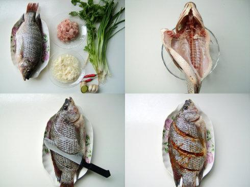 辣豆瓣鱼_如何做,怎么做,辣豆瓣鱼的做法,详细步骤_中