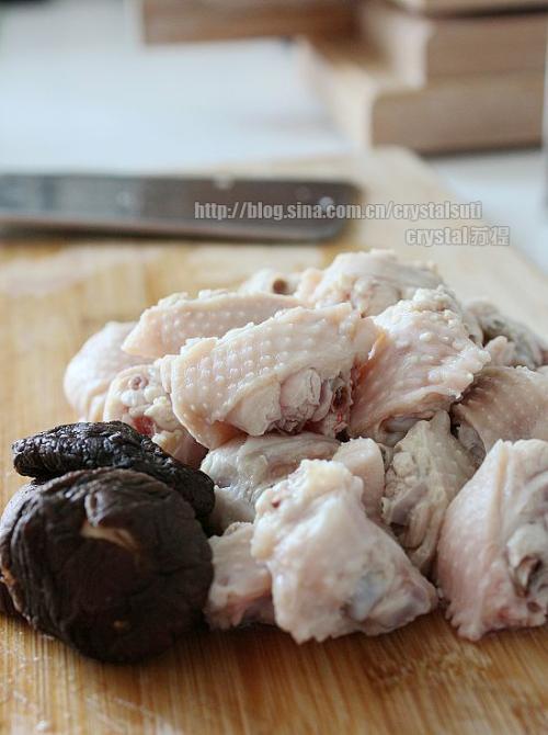 详细步骤图解  盐焗花雕鸡的做法(烤箱菜)