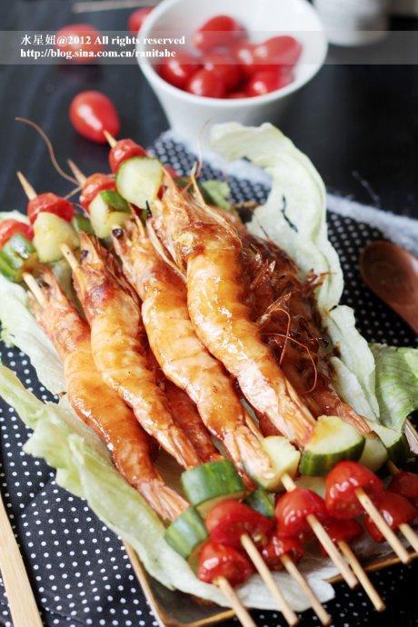香烤醉虾_如何做,怎么做香烤醉虾的做法,详细步骤图解