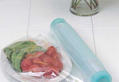 用保鲜膜保鲜食物的使用常识