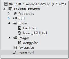 关于favicon.ico的两三事(最好就是放根目录)